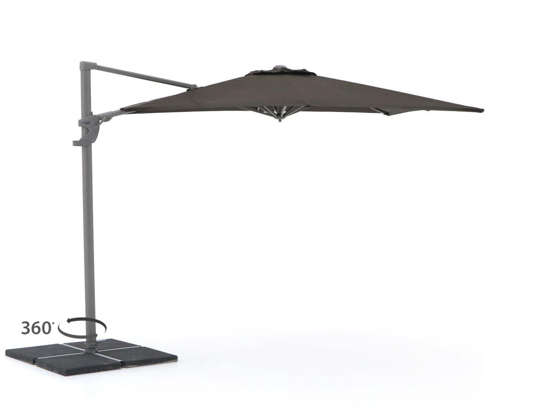 Shadowline Francisco zweefparasol 260x260cm