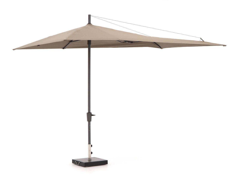 Madison Asymetriq parasol 360x220cm