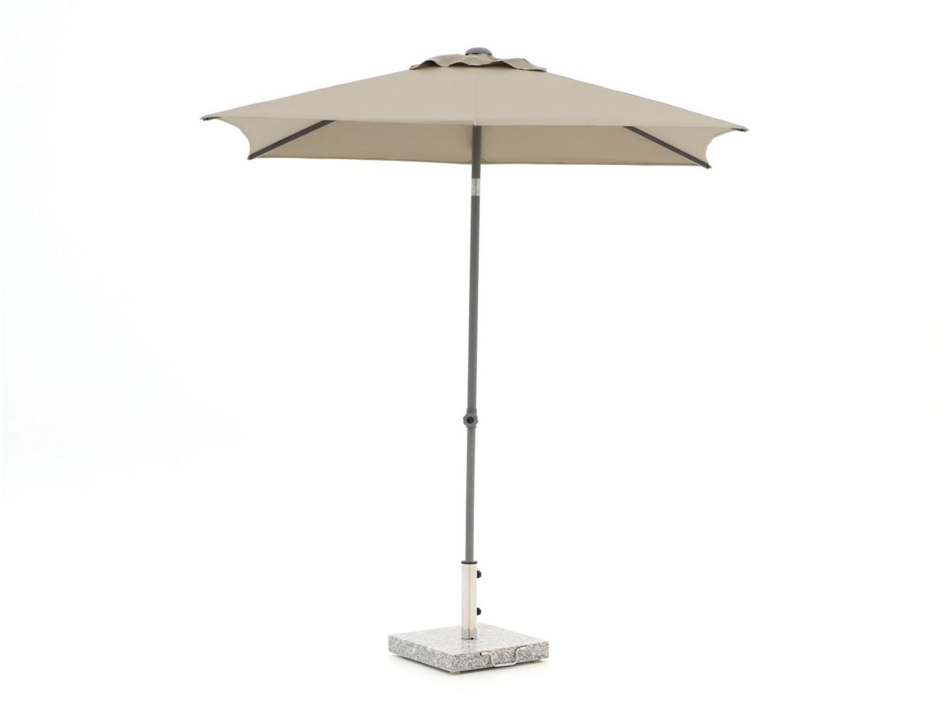 Shadowline Push-up parasol 210x150cm