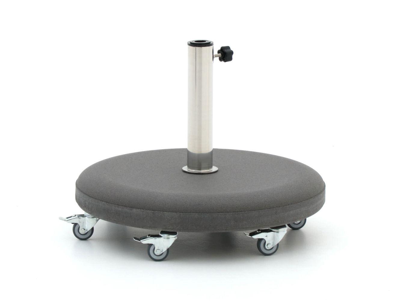 Parasolvoet 4960 40kg beton (incl. 6 wielen 296)