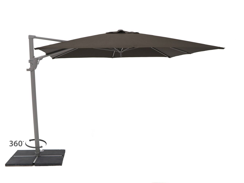Shadowline Francisco zweefparasol 300x300cm