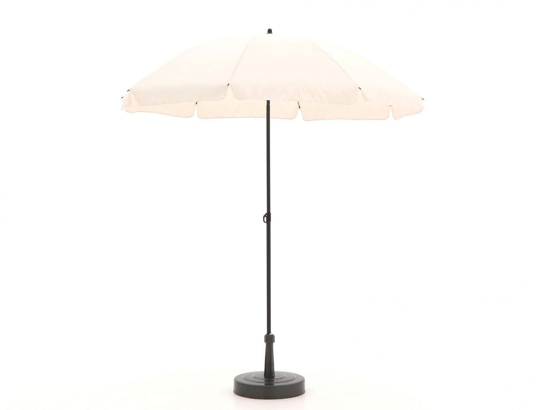Madison Las Palmas parasol 200cm met kniksysteem