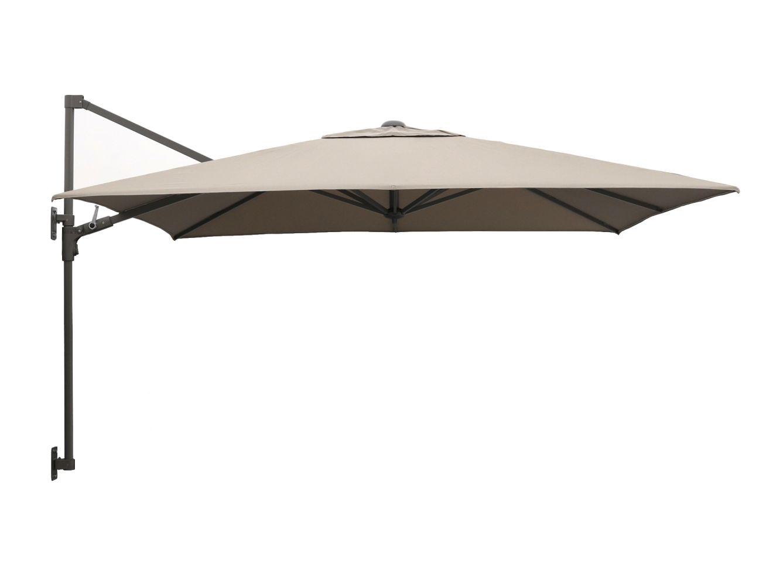 Shadowline muurparasol 250x250cm