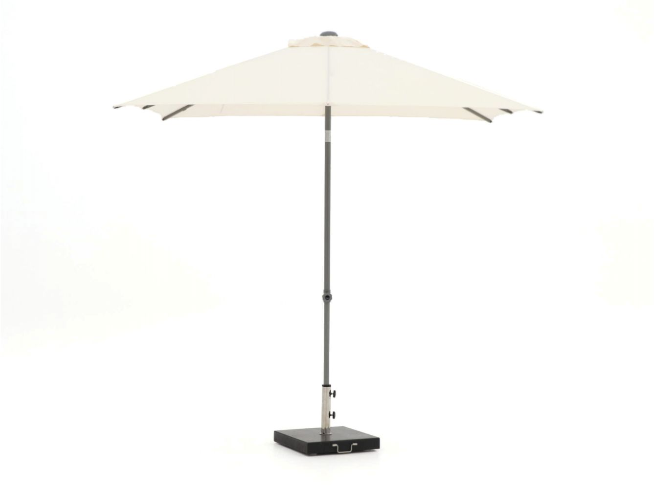 Shadowline Push-up parasol 240x240cm