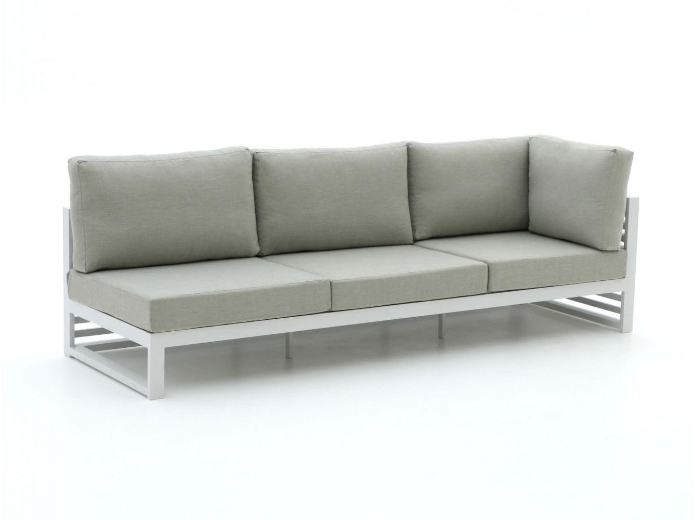 Bellagio Cadora lounge tuinbank 3-zits linkerarm 246cm