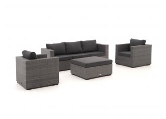 Forza Giotto stoel-bank loungeset 4-delig
